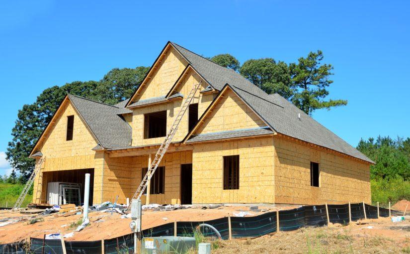 Ściśle z bieżącymi nakazami nowo konstruowane domy muszą być energooszczędne.